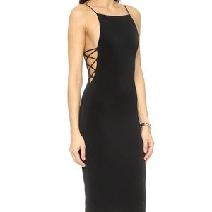 Alice + Olivia Kia Midi Dress